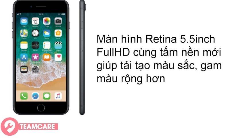 thay kính iphone 7 plus giá rẻ