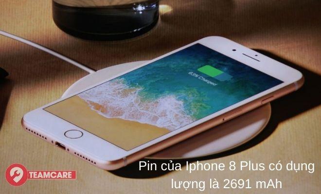 thay pin iphone 8 plus giá rẻ tại hà nội