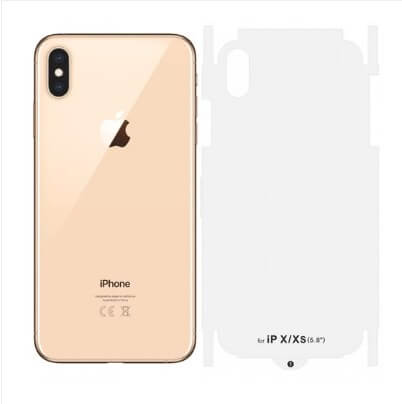 Miếng dán PPF Full viền iPhone X | XS | XS Max