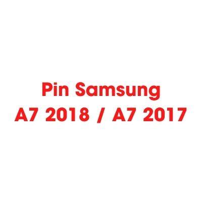 Thay pin Samsung Galaxy A7 2018