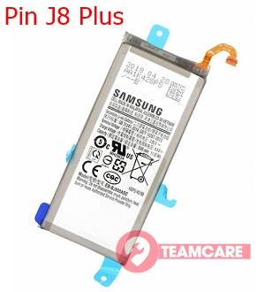 Thay pin Samsung Galaxy J8 Plus 2018