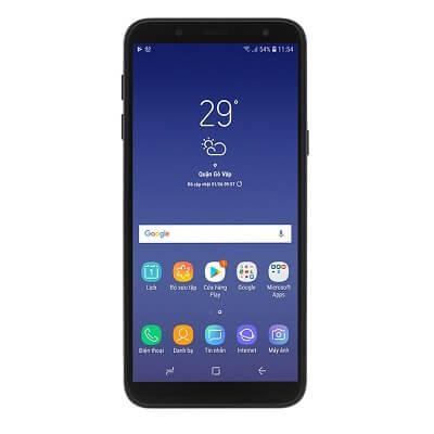 Thay màn hình Samsung Galaxy J6 2018