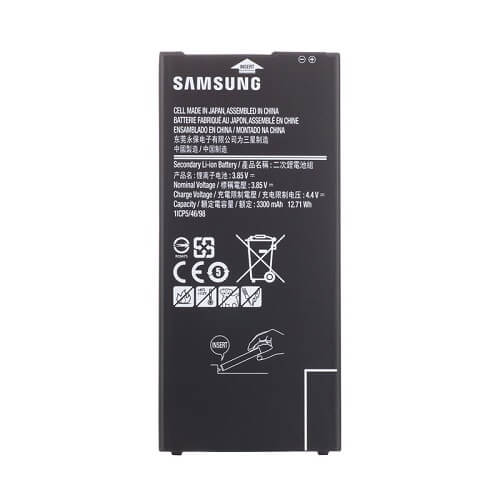 Thay pin Samsung Galaxy J7 Prime