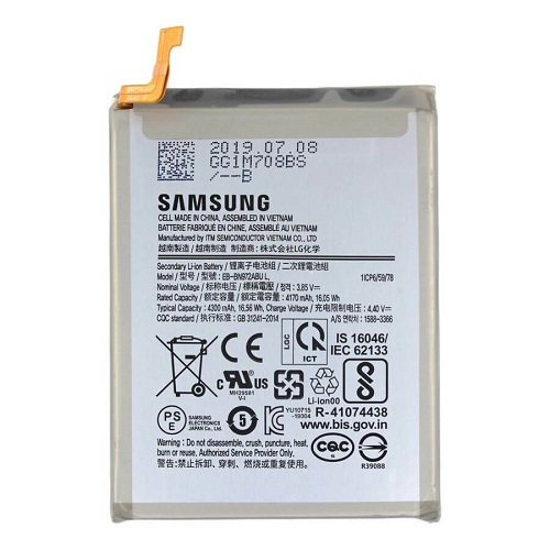 Thay pin Samsung Note 10, Note 10 Plus