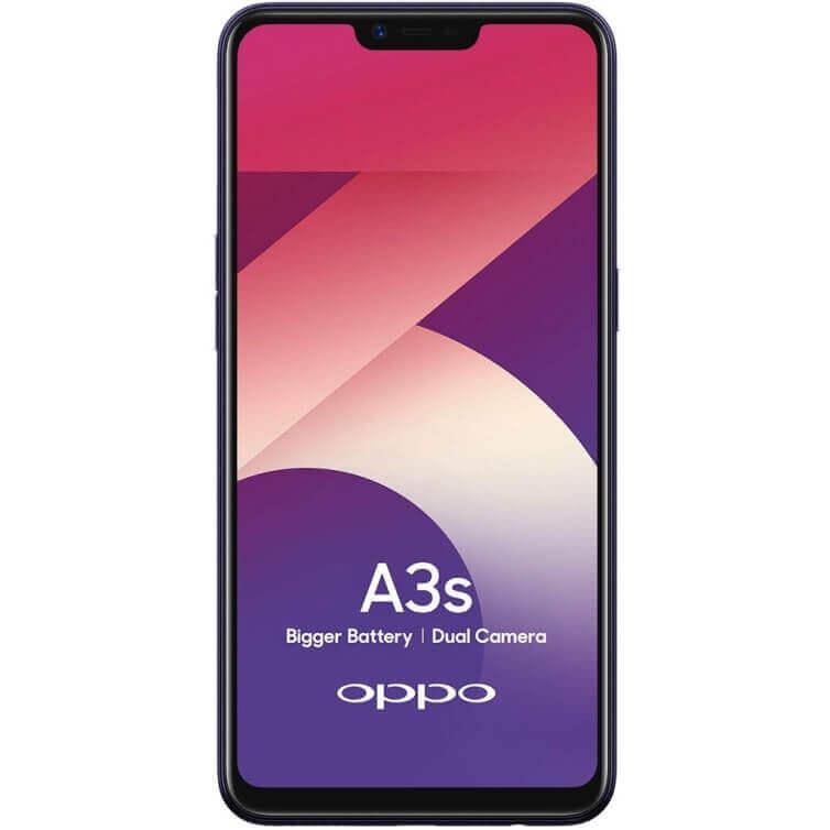 Màn hình điện thoại bị màu tím