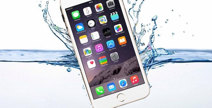 Nên làm gì khi đồ điện tử bị vô nước