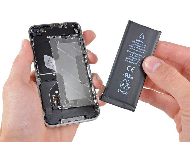 thay pin điện thoại giá rẻ tại Hà Nội