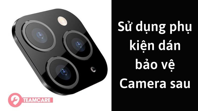 phụ kiện bảo vệ camera iphone