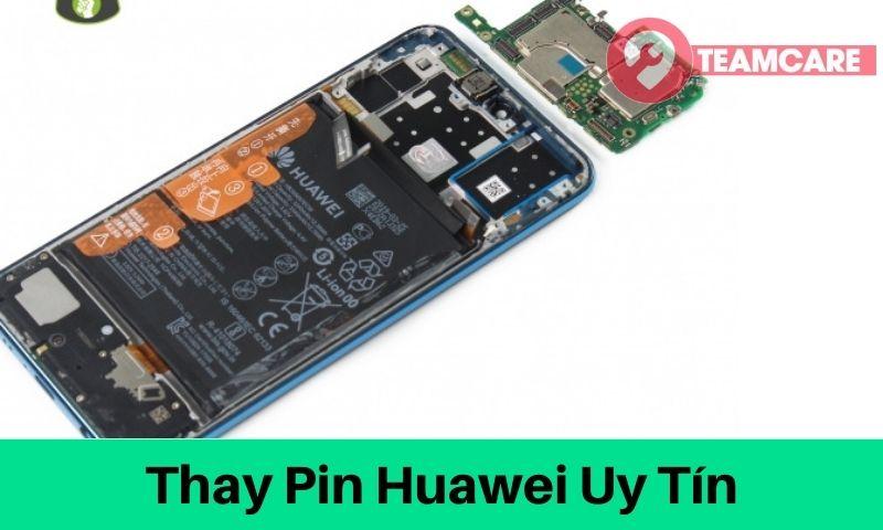 Dịch vụ thay pin điện thoại Huawei