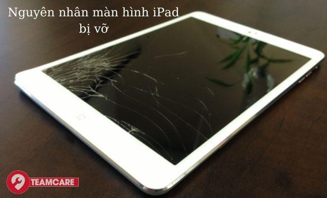 Nguyên nhân thay màn hình iPad
