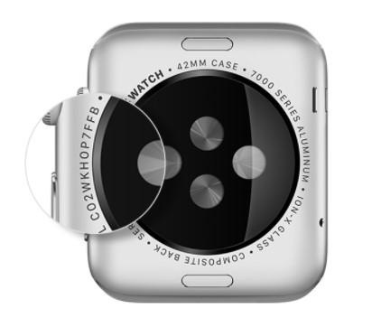 Check Serial Apple Watch thế hệ 1
