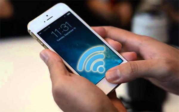 Điện thoại không bắt được wifi do thiết bị mạng