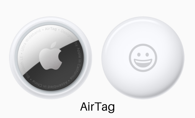Giới thiệu về Airtag