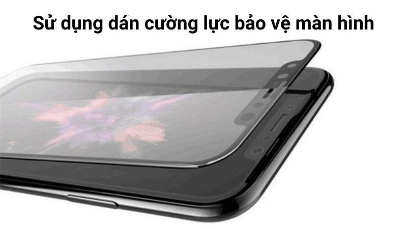 bảo vệ màn hình iphone x