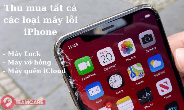 Thu mua iphone cũ giá rẻ tại hà nội