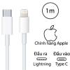 Cáp Type C to Lightning Apple Chính Hãng