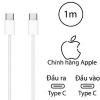 Cáp Type C to Type C Apple