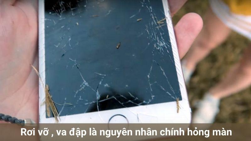 dấu hiệu cần thay màn hình iphone 7 plus