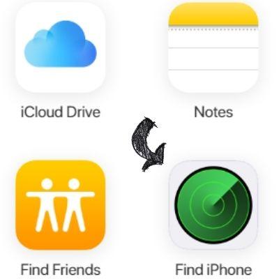 find iphone