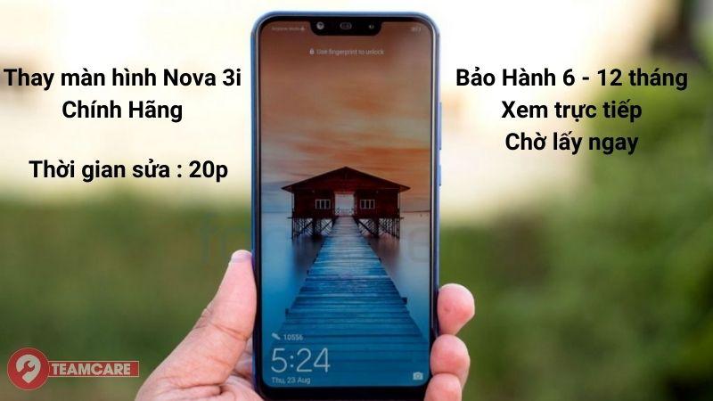 màn hình huawei nova 3i chính hãng