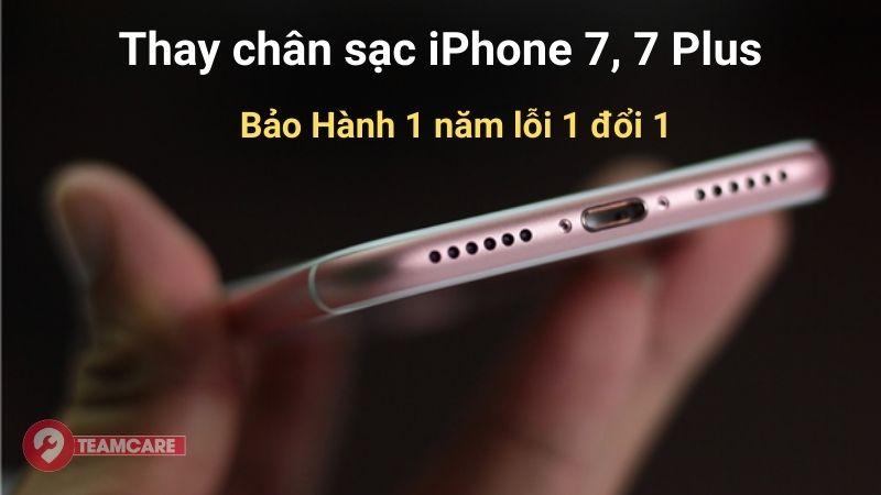 thay chân sạc iphone 7 plus giá rẻ