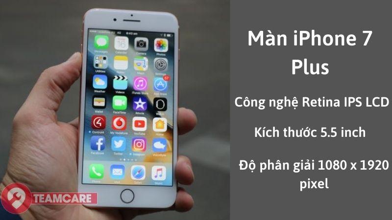 thay màn hình iphone 7 plus giá rẻ