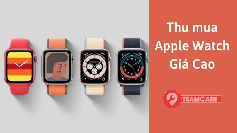 dịch vụ thu mua apple watch cũ giá cao tại hà nội