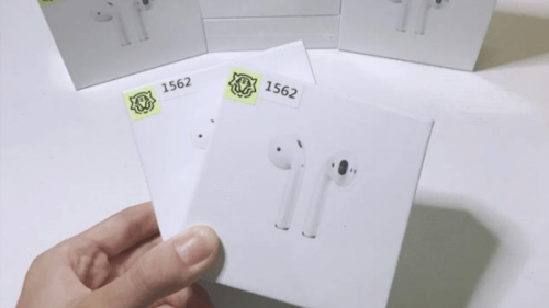 airpods 2 hổ vằn