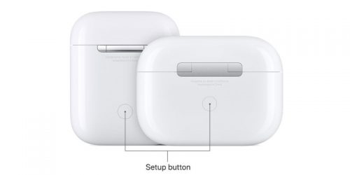 Reset airpods 2
