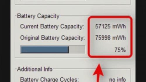 kiểm tra bằng batterycat
