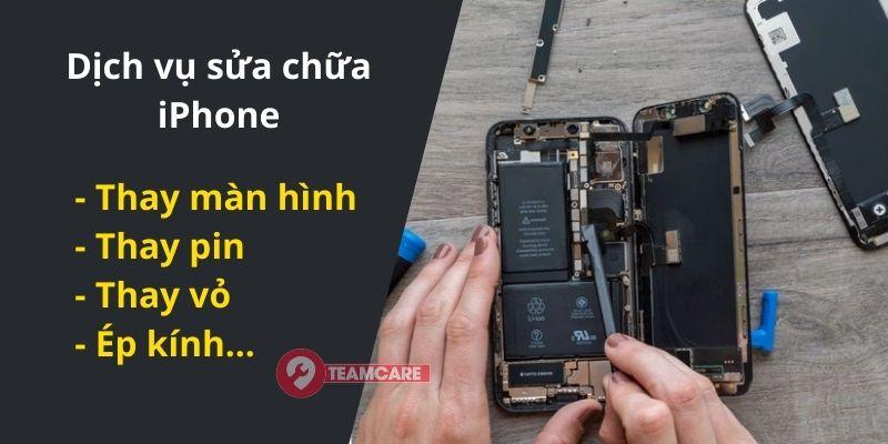Dịch vụ sửa chữa điện thoại uy tín tại Hà Nội