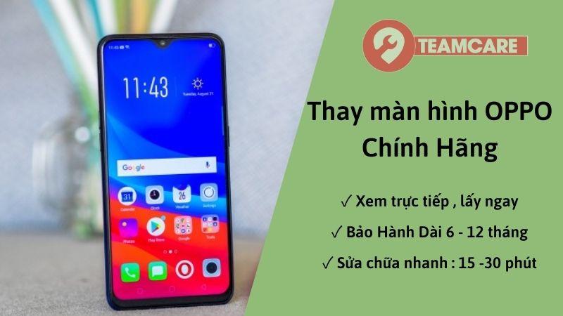 Thay màn hình oppo giá rẻ tại Hà nội