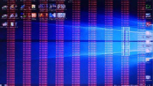 laptop lỗi card màn hình